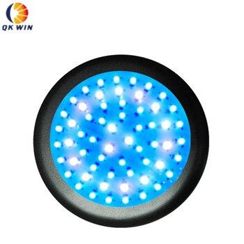 أدى النمو ضوء 180 واط (60*3 واط) مع جميع الأزرق 460nm المصابيح ورويال 450nm الأزرق ل vegetabling أضواء و إضاءة