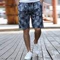 shorts men brand summer new bermuda masculina short homme casual beach men plaid short pants men clothing fitness boardshorts