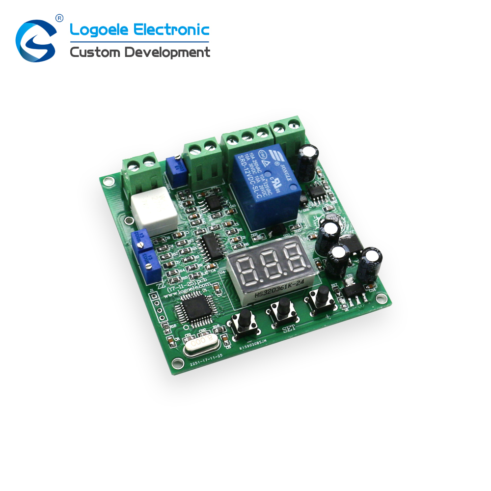 High quality DC 0-1A/DC 0-5A Current linearity detection shows the sensor module image