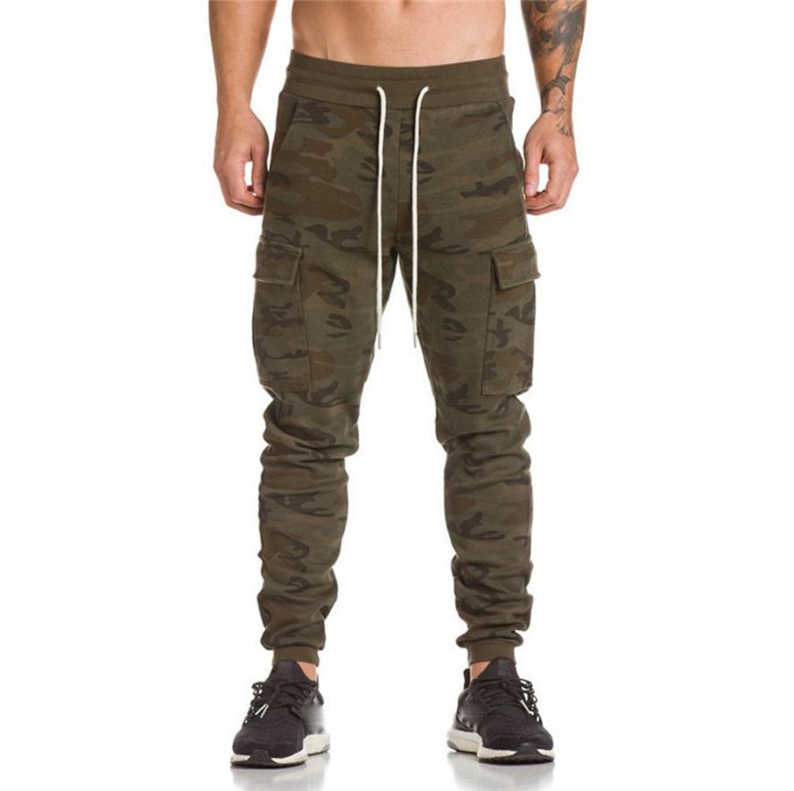 Hommes Casual pantalon la peur de dieu Solide Couleur Harem Pantalon Homme Coton multi-poches Sportwear Baggy Confortable pantalon Hommes joggeurs