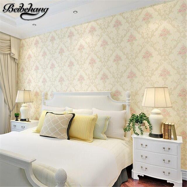 Beibehang style Européen pastorale non tissé wallpaper salle de ...