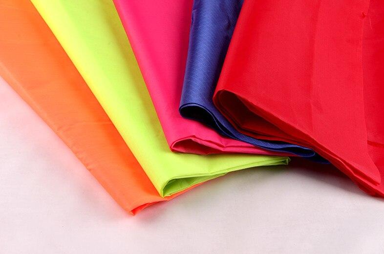 Nouveau tissu en nylon de sport amusant en plein air 5 m pour le sac de cerf-volant/cerf-volant bricolage