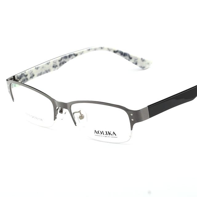 2016 Optical glasses frame men for glasses myopia spectacle frames lentes opticos armacao de oculos de grau