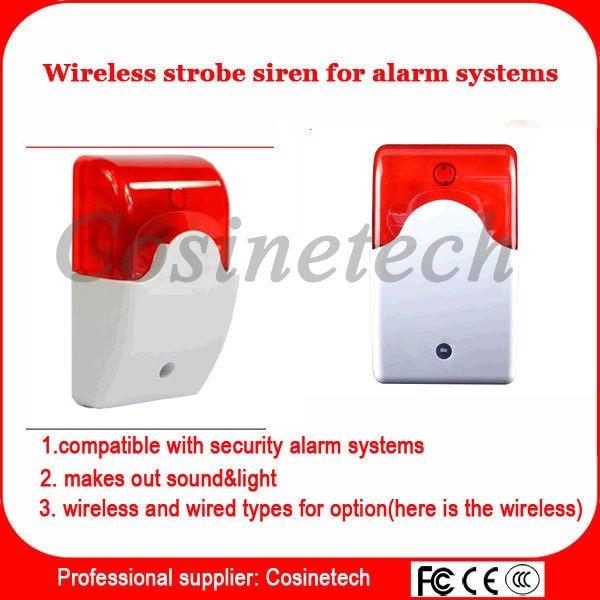 все цены на G90B siren with sound&light wireless Flash siren indoor Wireless strobe Siren for PSTN WIFI,GSM home secuirty alarm systeme