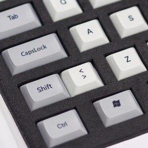 Image 5 - Kbdfan جديد وصول صبغ subbed dsa pbt كيكابس الشمال تخطيط iso dsa الشخصي ل usb لوحة مفاتيح الألعاب الميكانيكية