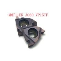 מחרטה כלי CNC כרסום חוט חותך MMT11ER AG60 VP15TF / UE6020 / US735 כלי קרביד, מחרטה כלי פתיל כלי (1)