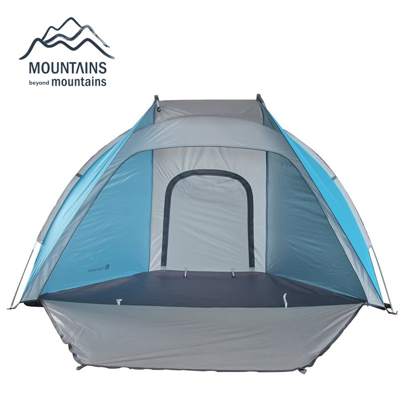 ФОТО Mountains beyond Mountains 2 Person large shade Outdoor Beach Sun Shelter Tents Waterproof  Camping 3 seasons Tent Portable