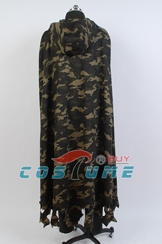 Sword Art Online GGO Sterben Death Gun Cosplay Costume For Adult Men Halloween Costume 4