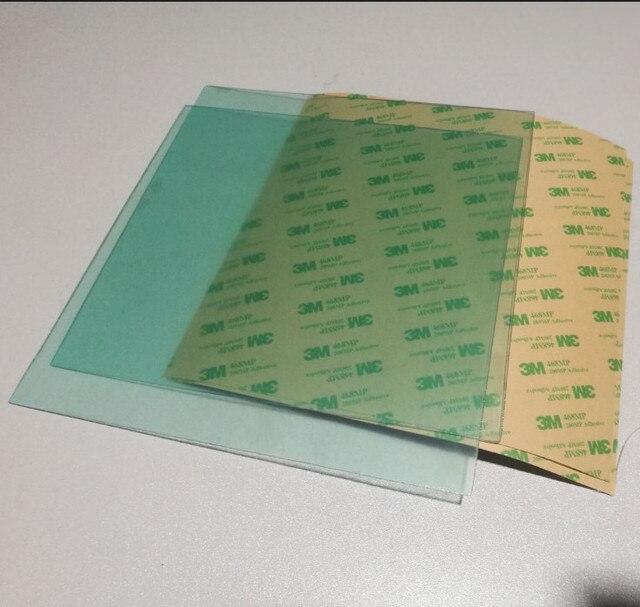 2 pcs * Polyétherimide Ultem PEI feuille pour UP mini/UP Plus UP Boîte 3D imprimante PEI construire plaque 3D Impression Construire Surface