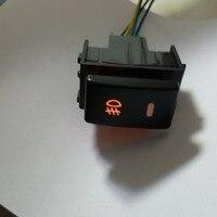 Новый Автомобильный GPS Регистраторы датчик парковки Туман света DRL переключатель кнопка для Nissan X-Trail Qashqai Livina Tiida Teana dongfeng AX7