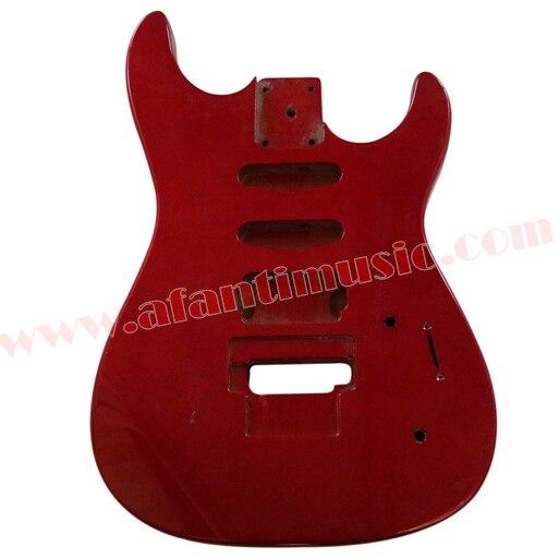 Afanti Music DIY guitar DIY Electric guitar body (ADK-113) afanti music prs diy guitar kit prs style electric guitar apr 727