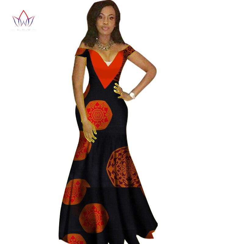 African Women Fashion: 2018 African Dresses For Women Fashion Design Dashiki