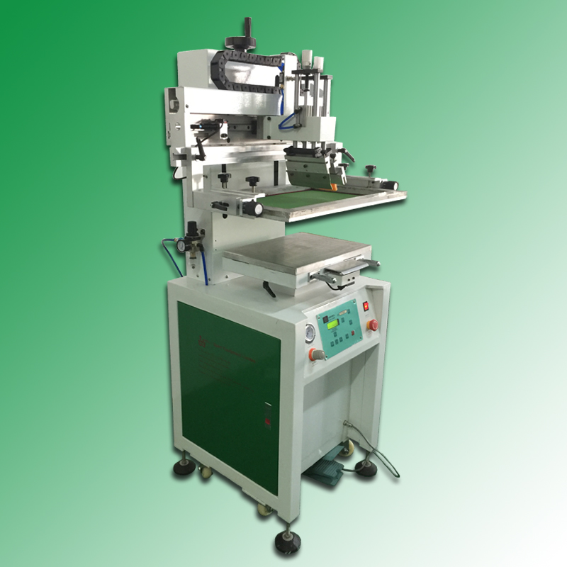 Automatic Vertical Plastic Printing Machine