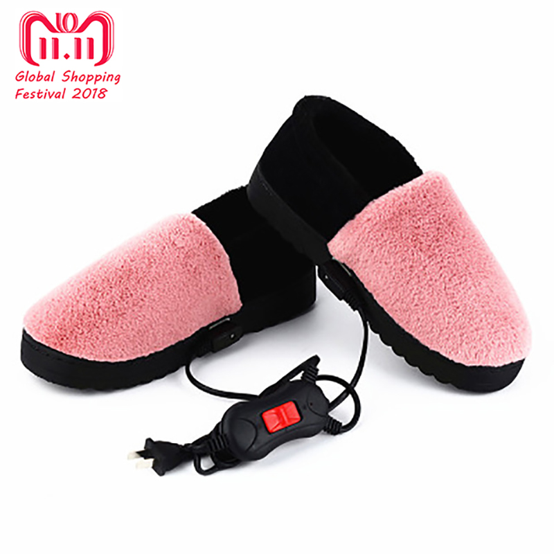 220V Electric Heater Heating Shoes Temperature Control Heater Electric Foot Warmer Heating Shoes Foot Hand Warmer Heating dmwd foot warmer electric heater energy saving household heating office foot warmer warm foot