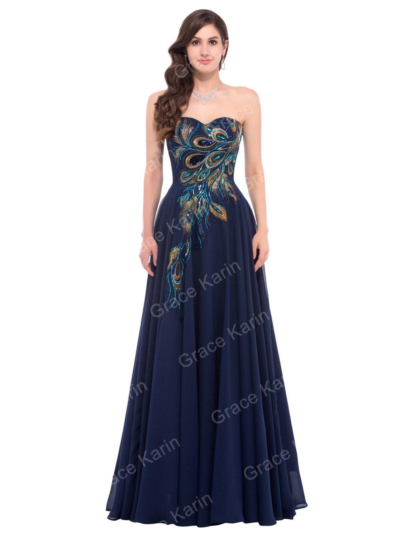 Plus Size Elegant Evening Dresses