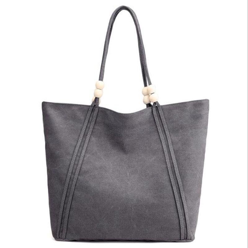 Canvas Handbag Mini Single Shoulder Bag Crossbody Messenger Bags Bucket Bag Korean Bag