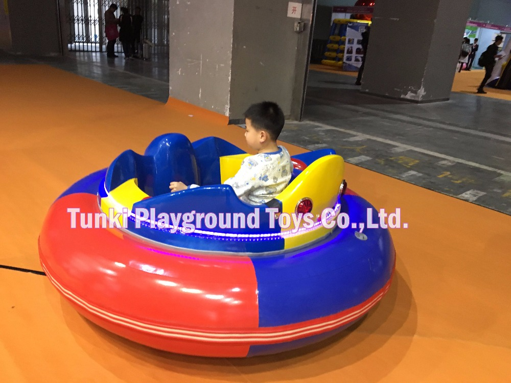 Hot Attractive Battery Operated UFO Inflatable Bumper Car