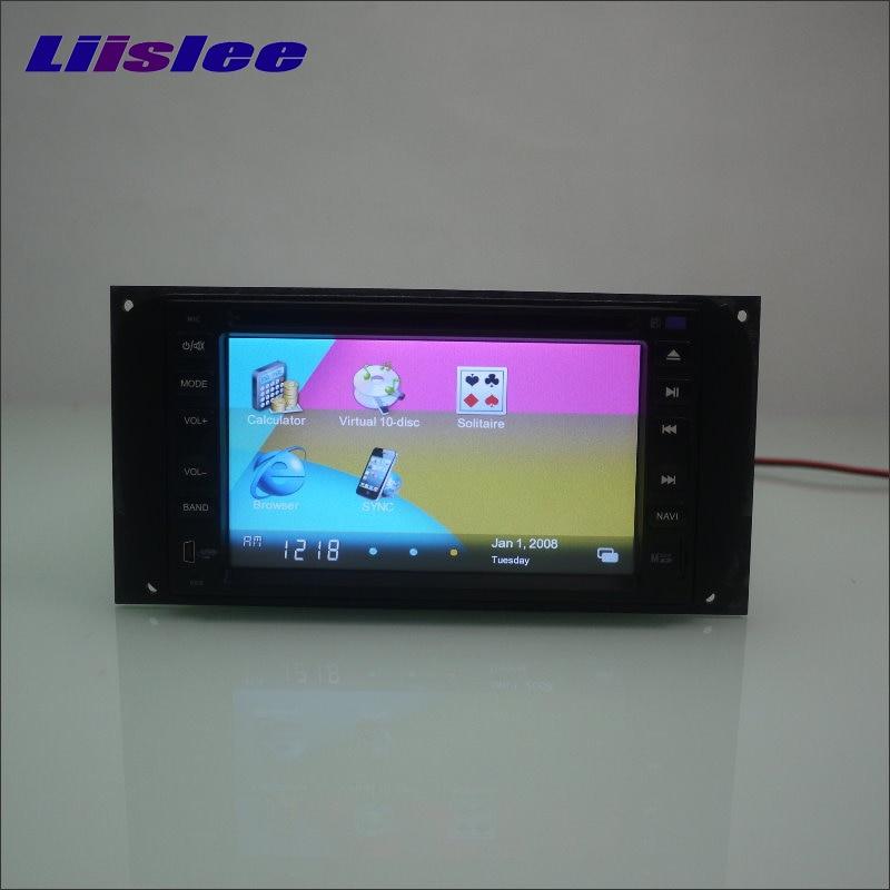 Suzuki Liana üçün Liislee 2005 ~ 2010 Radio CD DVD Pleyer və GPS - Avtomobil elektronikası - Fotoqrafiya 2
