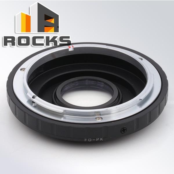Pixco Optical Mount Adapter Ring Suit For Canon FD Lens to Pentax K FD-PK Mount K-5 K-r K-x K-7 K-m K-10 K200D K10D K100D K20D мыло металлическое нейтраль ruges анти запах k 7