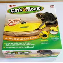 Motorized Mouse Cat Toy
