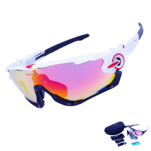 Sale ! Polarized Men Women Cycling Glasses Outdoor Sports Bicycle Glasses Bike Sunglasses TR90 Goggles Racing Eyewear 3 Lens