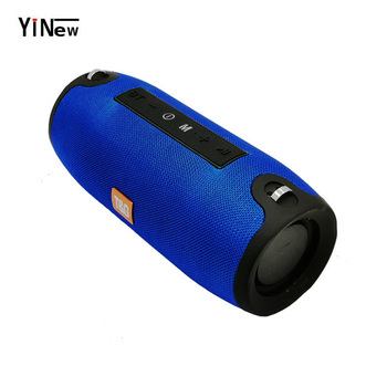Portable Bluetooth Speaker Wireless Bass Column Waterproof Outdoor Speaker Support AUX TF USB Subwoofer Stereo Loudspeaker
