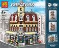 2017 Nueva LELE 30012 LEPIN 15002 2133 Unids Creadores Cafe Esquina Modelo Kit de Construcción Bloques Ladrillos Compatibles Juguete de Los Niños 10182