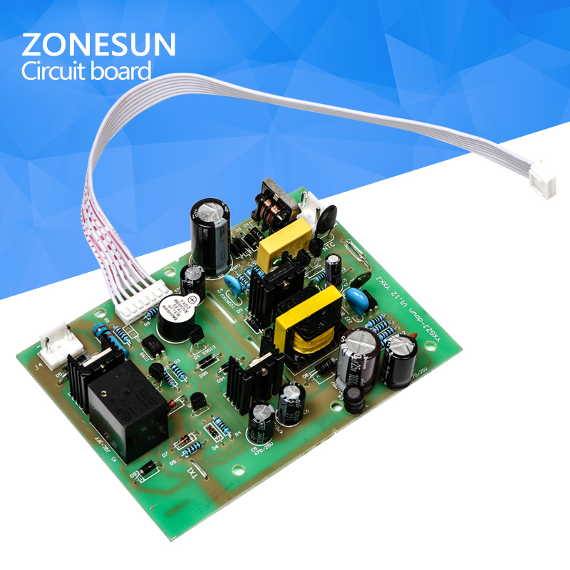 ZONESUN Circuit Board for GFK-160 liquid filling machine zonesun pump for liquid filling machine gfk 160