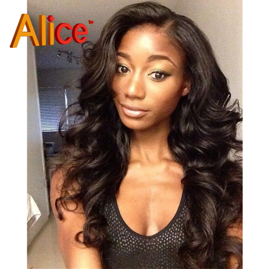 Deep Body Wave Full Lace Wig Lace Front Human Hair Wigs U