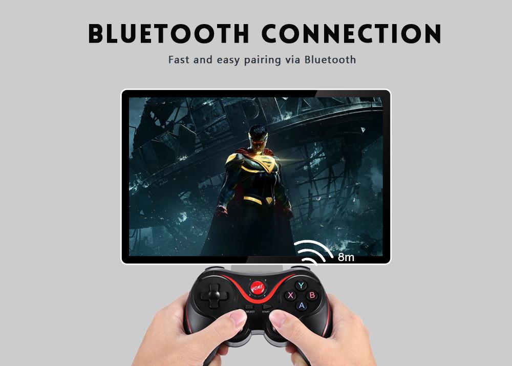 Tay cầm chơi game Bluetooth X3
