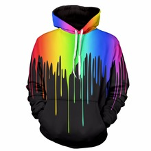 2017 Женщины 3D Пуловеры Толстовки мужские Граффити Печати Графический Костюм Толстовки Хип-Хоп Толстовка Streewear Мужская Спортивная(China (Mainland))
