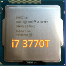 Intel Core i7 3770 T i7-3770T 2.5 GHz 8 M SR0PQ 45 W Quad Core processeurs de bureau ordinateur CPU Socket LGA 1155 pin griffé(China)
