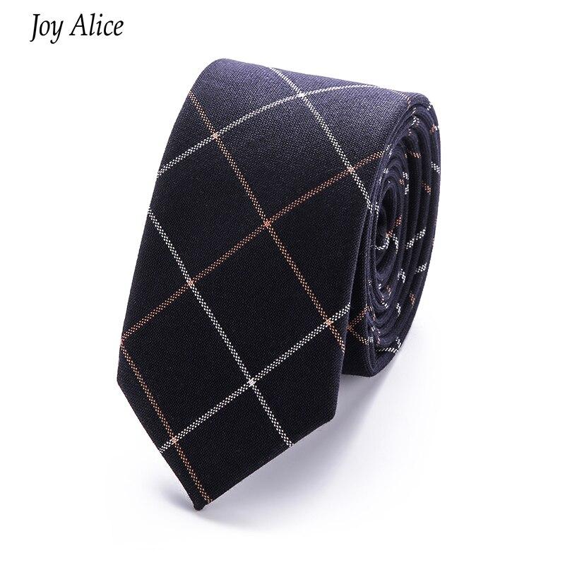 märke 2018 New Arrival Gentlemen slips Slipsar 6 cm bomull Mode - Kläder tillbehör - Foto 6