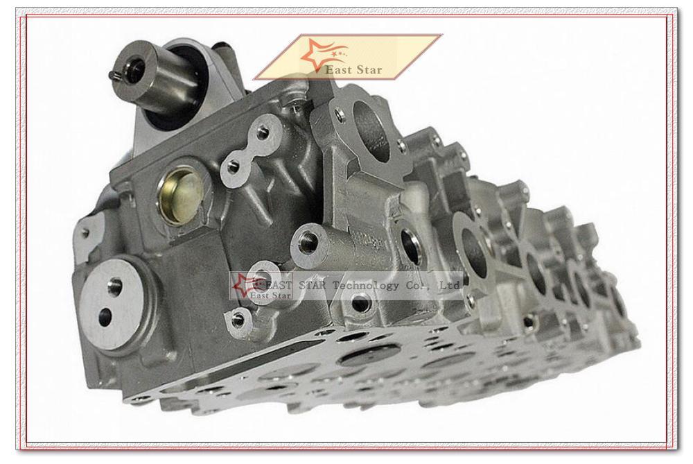 908 844 908844 WL WL-T Complete Cylinder head Assembly WL11-10-100E WL51-10-100C For MAZDA MPV B2500 2.5L For Ford Ranger 1998- двигатели mazda r2 rf mzr cd wl wl t дизель 5 88850 287 1