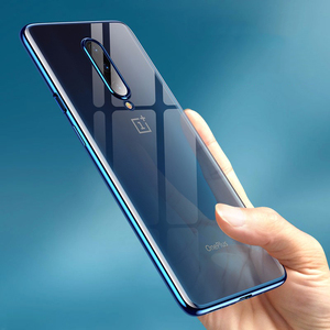 Image 4 - Case For OnePlus 7 Pro Cover transparent oneplus 7 case clear soft back tpu ultra thin silicone backmofi oneplus 7 case