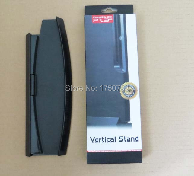 Yong's Game Gifts Store Skid Proof Console Slim Vertical Stand For Sony PS3 Console Video Game