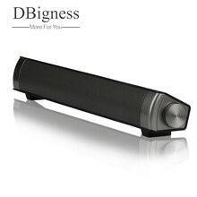 Dbigness Bluetooth Speaker Soundbar Altavoz Portatil Mini Speaker Bluetooth Stereo Speaker Subwoofer Boombox For Computer TV