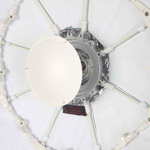 Image 2 - 100cm 화이트 휴대용 접을 수있는 아름다움 접시 옥타곤 Softbox Bowens 마운트 Bowens godox 스튜디오 플래시