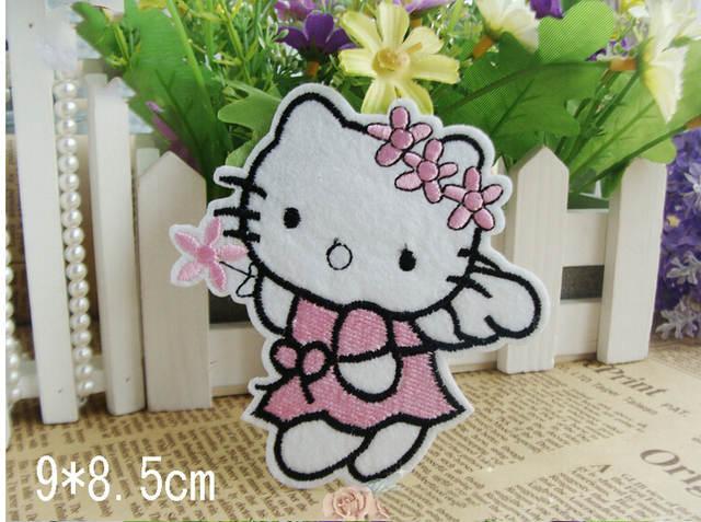 Online shop 50 pcs lot kawaii 100% cotton 11 design hello kitty