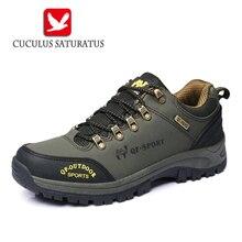 Оригинальный Для мужчин открытый Треккинговые ботинки Сапоги и ботинки для девочек горные походы обуви осень-зима спортивным резиновая Спортивная обувь 816