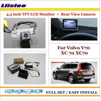 Liislee Para Volvo V70 XC 70 XC70 En Coche 4.3