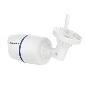 Image 5 - USAFEQLO cámara inalámbrica IP impermeable con WiFi, cámara impermeable con ranura para tarjeta SD de 1080G, 960P, 720P, 128 P, P, iCSEE, P2P, RTSP