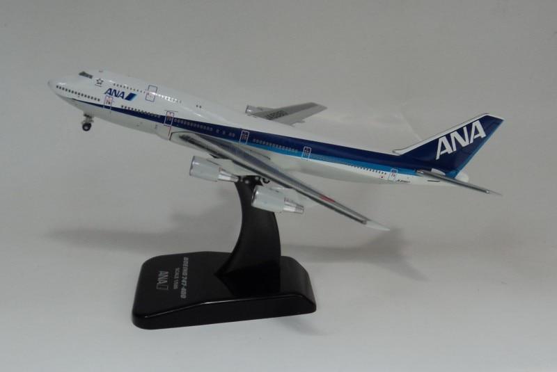 1:500 ANA 747-400 ana aircraft model (JA8960) Hogan цена 2016