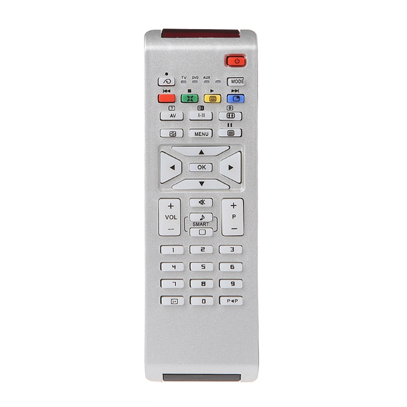 1 Pc ABS New Remote Control Replace For Philips TV/DVD/AUX RM-631 RC1683701/ 01 RC1683702-01 Black & Silver