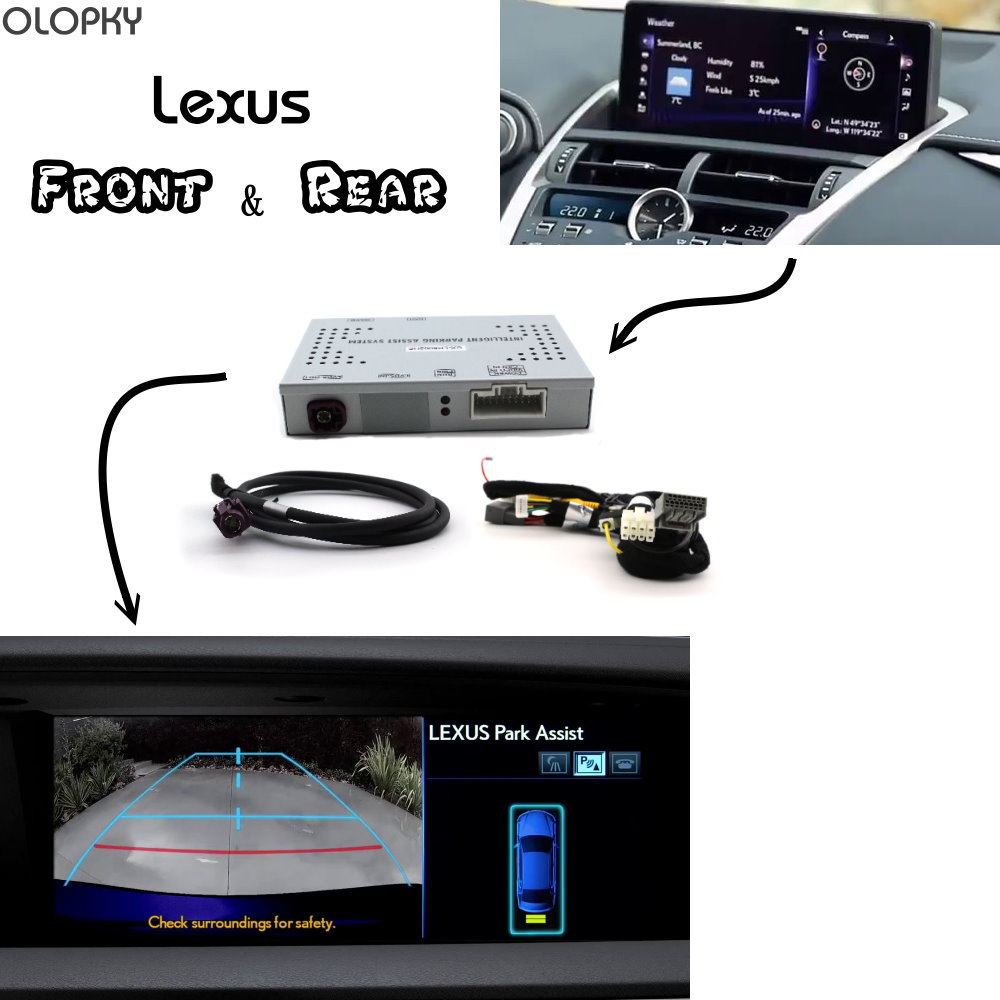 top 10 most popular front camera lexus list and get free