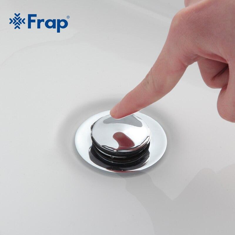 Frap современный стиль Ванная комната бассейна отходов всплывающих отходов тщеславие сосуд раковину с переливом отверстие F66 f66-2 ...