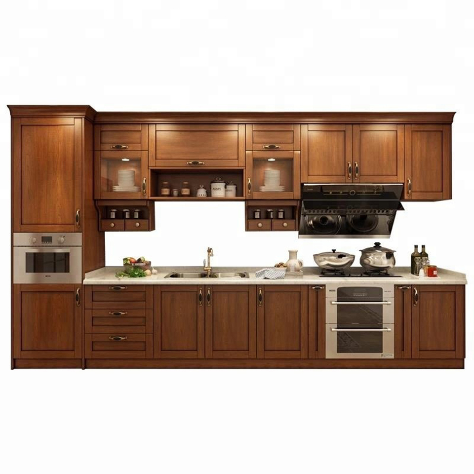 Modular Kitchen Cabinet Designs Layouts Solid Wood Bedroom Sets Aliexpress