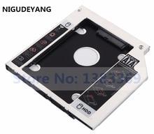 NIGUDEYANG 2nd жесткий диск HDD SSD чехол Caddy адаптер для DELL Latitude E5440 E5540 E6440 E6540