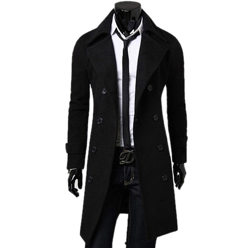 Popular Winter Long Coats for Men-Buy Cheap Winter Long Coats for ...