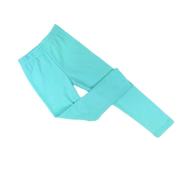 Fashion Cute Soft Toddler Baby Girl Stretch Leggings Bottoming Pants Render Trouser  2-7Y